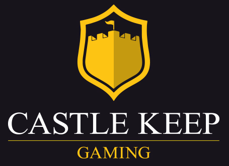 Castle Keep Gaming Logo